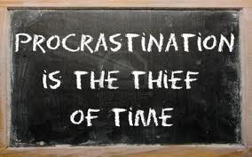 """Could """"working"""" be the most dangerous form of procrastination?"""
